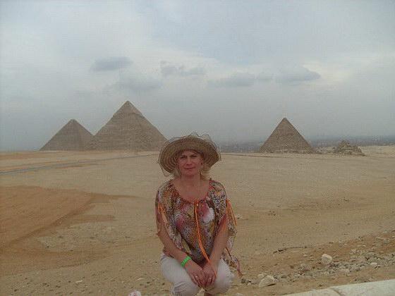 Памятники Египта