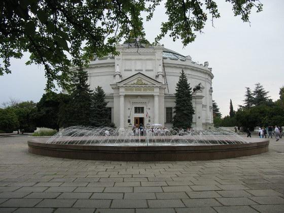 Музей «Панорама» в Севастополе