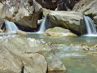 Водопады реки Аше
